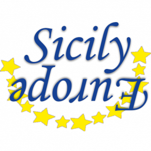 Sicily in Euroep, Europe in Sicily favicon