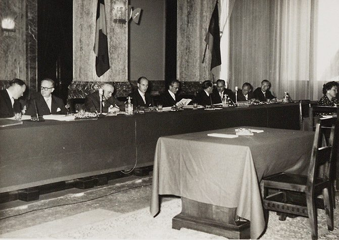 Conference of Messina