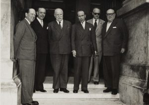 The representatives of the six