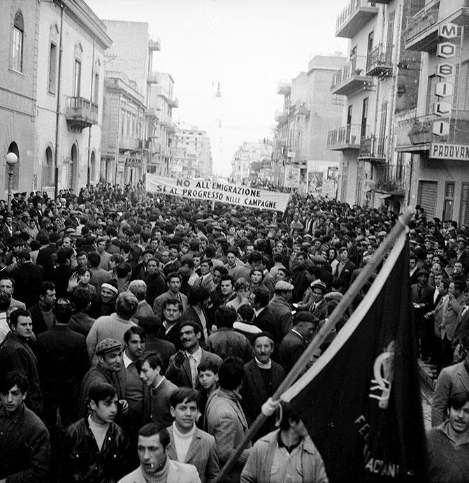 General Strike in Bagheria
